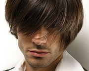 Мужское тонирование волос